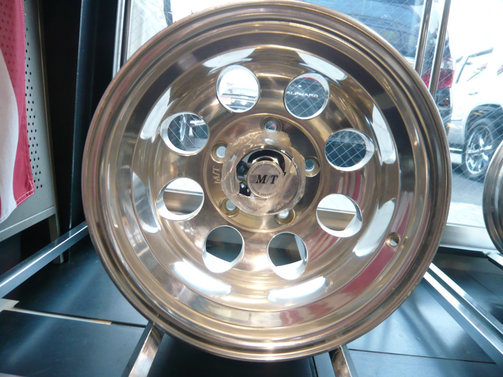 MICKEY THOMPSON WHEEL ClassicⅢ