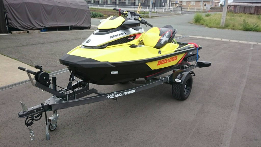 SEA DOO RXT-X 260RS
