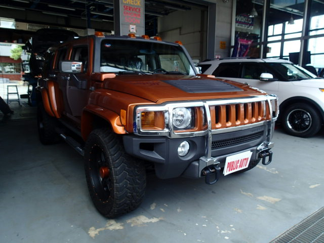 HUMMER H3   X 4WD