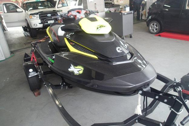SEADOO RXP-X260RS