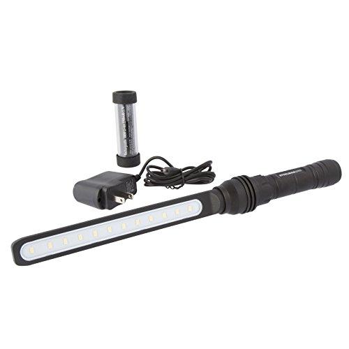 STEELMAN PRO 充電式LEDライト アルミ製