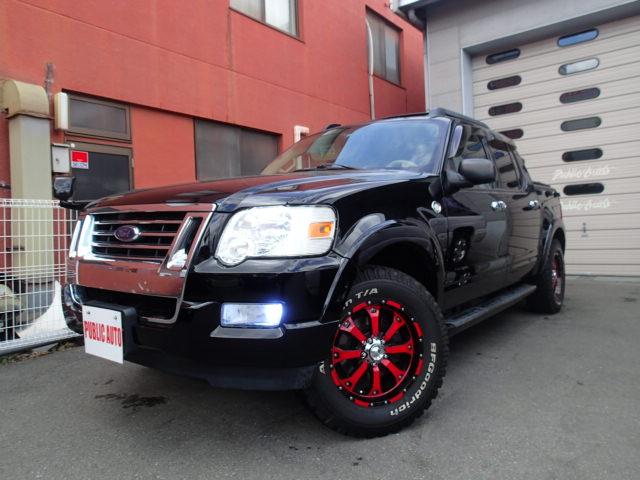 フォードエクスプローラースポーツトラック XLT 4WD