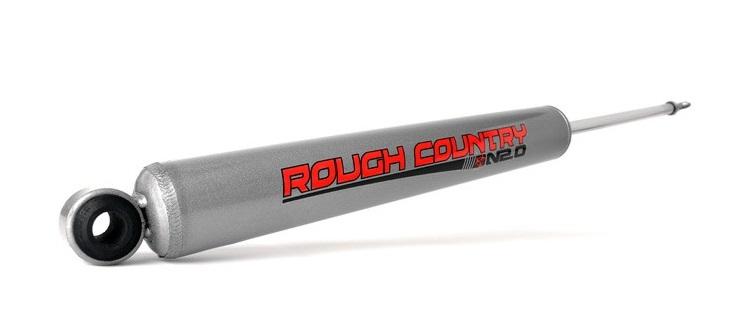 """ROUGH COUNTRY N2.0ショックアブソーバー 3""""~4.75"""" 2本組"""