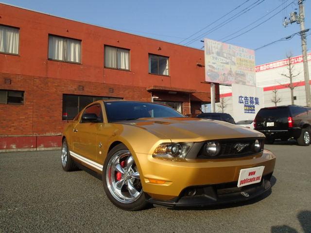 フォード マスタング GT アピアランスパッケージ