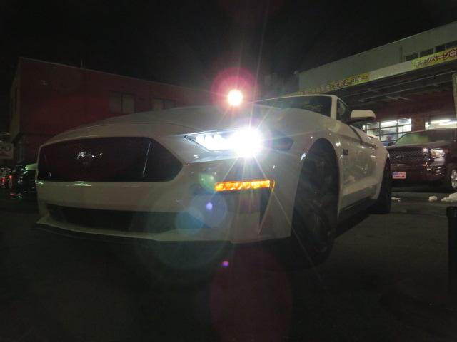 フォードマスタング GTプレミアム