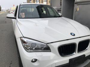 BMWX1ご成約頂きました。